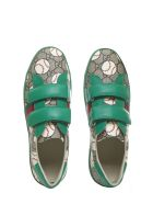 Gucci Junior Ace Sneakers - Green