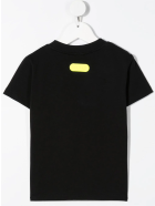 GCDS Mini Logo-printed T-shirt - Nero