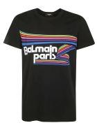 Balmain Classic Logo T-shirt - Multicolor