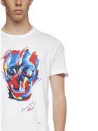 Alexander McQueen T-Shirt - White mix
