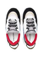 Dsquared2 Color-block Design Sneakers - Nero