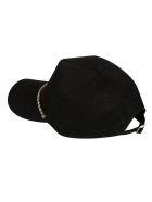 Dsquared2 Embellished Baseball Cap - Black