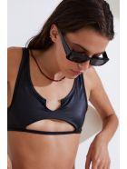 Antonella Rizza Bikini Ambra Black - Black