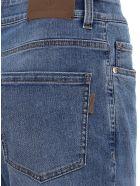 Brunello Cucinelli Jeans - Soft blue denim blu medio