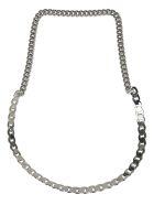 Maison Margiela Classic Chain Necklace - Silver