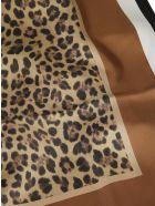 Valentino Garavani Leopard Print Skirt - Multicolor