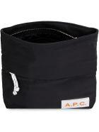 A.P.C. Protection Nylon Messenger-bag - black