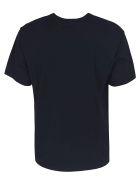 Maison Kitsuné Tricolor Fox Patch Pocket Tee-shirt - BLACK