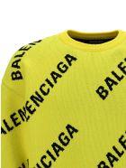 Balenciaga Sweater - Yellow