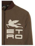 Etro Logo Bomber - Multicolor