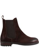 Gallucci Brown Boots For Kids - Brown