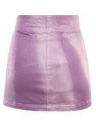 HERON PRESTON Branded Skirt - Viola