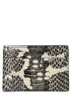 Tom Ford 't Line Classic' Cardholder - Black&White