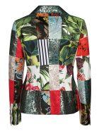 Dolce & Gabbana Multi-floral Blazer - Multicolor