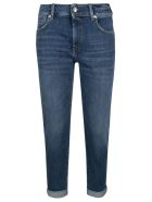 SportMax Skinny Fit Jeans - Grey