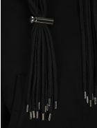 AMBUSH Multicord Box Hoodie - BLACK BLACK
