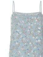 Blumarine Mini Dress - Light blue