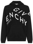 Givenchy Refracted Sweatshirt - Black
