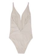 Zimmermann Printed One-piece Swimsuit - Ivory