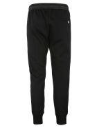 Dolce & Gabbana Drawstring Track Pants - Black