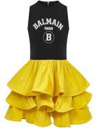 Balmain Paris Kids Dress - Black