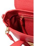 3.1 Phillip Lim Pebbled Leather Bag - RED