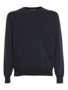 Canali Roundneck - Blue