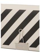 Off-White Diag Mini Bag - WHITE BLAC