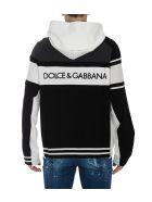 Dolce & Gabbana Logo Hoodie - Varianteabbinata
