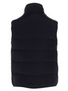 Tom Ford 'micro Ottoman' Vest - Blue