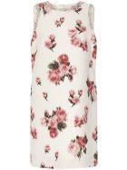 Blumarine Short Dress - White