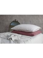 Once Milano Linen Pillowcase - Vintage pink