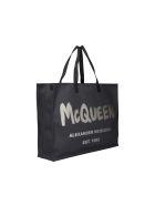 Alexander McQueen City Tote - Black