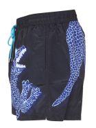 Paul Smith Dino Swimsuit - BLU