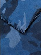 Sartorio Napoli Cashmere And Wool Scarf