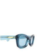 Bottega Veneta Bottega Veneta Bv1088s Blue Sunglasses - Blue
