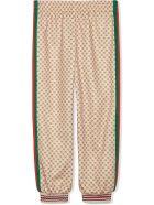 Gucci Children's Technical Jersey Jogging Trousers - Fant beige