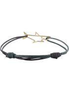 Aliita Tiburon Brillante Charm Cord Bracelet - Multicolor