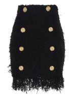 Balmain Skirt - Black