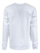 Christian Dior Logo Sleeved Sweatshirt - White