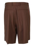 Valentino Concealed Shorts - Brown