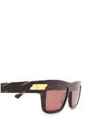 Bottega Veneta Bottega Veneta Bv1058s Burgundy Sunglasses - Burgundy