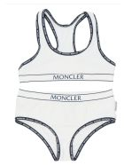 Moncler Swimsuit - White