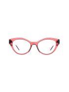 Gucci GG0959O Eyewear - Burgundy Burgundy Tra