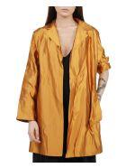 Nenah Orange Cato Coat - Orange