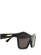 Bottega Veneta Bottega Veneta Bv1093s Black Sunglasses - Black