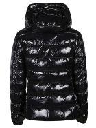 Herno Hooded Zip Padded Jacket - Nero