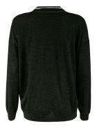 Brunello Cucinelli Classic Buttoned Cardigan - Dark Grey