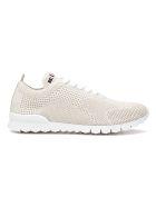 Kiton Shoes Cashmere - BEIGE