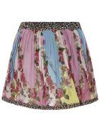 Miss Blumarine Skirt - Multicolore